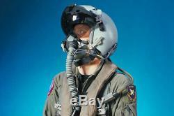 Flight Helmet Fighter Pilot Air Force Life Jacket