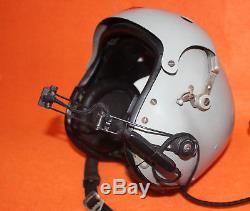 Flight Helmet Helicopter Pilot helmet SIZE1# XXL Freee Shipping