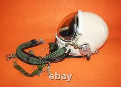 Flight Helmet High Altitude Astronaut Space Pilots Flight Suit dc-1