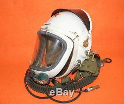 Flight Helmet High Altitude Astronaut Space Pilots Pressured /1# 0000001