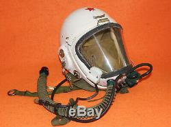 Flight Helmet High Altitude Astronaut Space Pilots Pressured /1# # 0103090