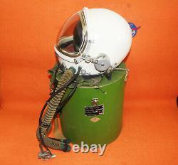 Flight Helmet High Altitude Astronaut Space Pilots Pressured 1# 1# 1# XXL