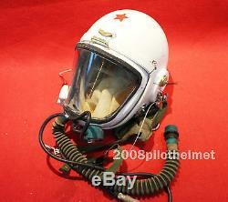 Flight Helmet High Altitude Astronaut Space Pilots Pressured 1# FLIGHT SUIT MM-K