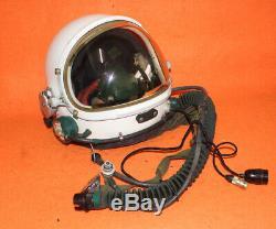 Flight Helmet High Altitude Astronaut Space Pilots Pressured 1# XXL 0101711