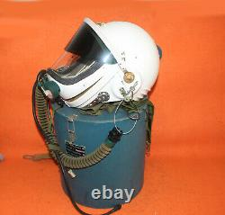 Flight Helmet High Altitude Astronaut Space Pilots Pressured 1# XXL