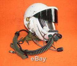Flight Helmet High Altitude Astronaut Space Pilots Pressured 1 # XXL 070805