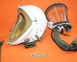 Flight Helmet High Altitude Astronaut Space Pilots Pressured /2# 58# 020822211
