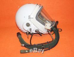 Flight Helmet High Altitude Astronaut Space Pilots Pressured /2# 58# ONLY 98