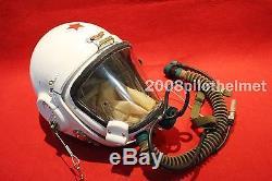 Flight Helmet High Altitude Astronaut Space Pilots Pressured FLIGHT SUIT 011