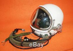 Flight Helmet High Altitude Astronaut Space Pilots Pressured +Flight Suit 1# XXL