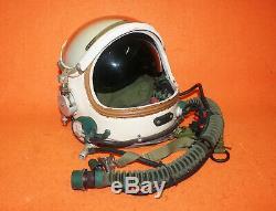 Flight Helmet High Altitude Astronaut Space Pilots Pressured Flying Hat