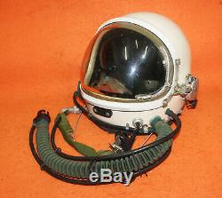Flight Helmet High Altitude Astronaut Space Pilots Pressured Flying Helmet 0701