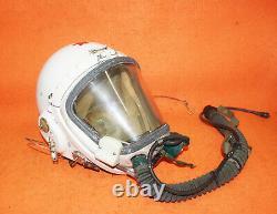 Flight Helmet High Altitude Astronaut Space Pilots Pressured Flying Helmet