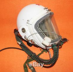 Flight Helmet High Altitude Astronaut Space Pilots Pressured Flying helmet +hat