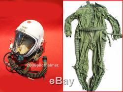 Flight Helmet High Altitude Astronaut Space Pilots Pressured SIZE2#FLIGHT SUIT