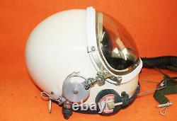 Flight Helmet High-Altitude Pilot Helmet 1# Flight Hat