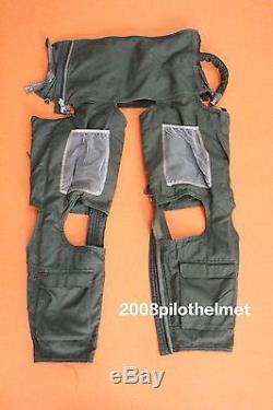 Flight Helmet High Attitude Fighter Pilot Pressure Antig Flight Suit Hk-7