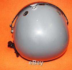 Flight Helmet Naval Aviator Pilot Helmet 1# XXL Oxygen Mask Ym-6m Only349.9