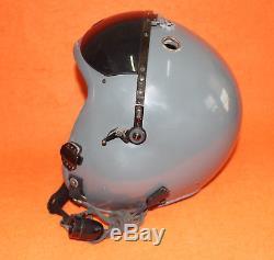 Flight Helmet Naval Aviator Pilot Helmet 2# XXL Oxygen Mask Ym-6m