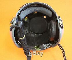 Flight Helmet Naval Aviator Pilot Helmet Oxygen Mask Ym-16m 001133