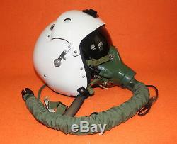 Flight Helmet Naval Aviator Pilot Helmet Oxygen Mask Ym-6m 080911