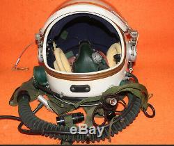 Flight Helmet Pilot Helmet Oxygen Mask 1# XXL 02200