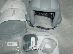 Flight Helmet Pilot Hgu-55- Mask Oxygen Pilot, Hgu