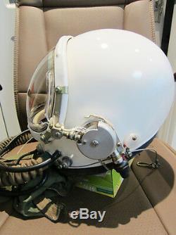 Flight Helmet Space suit Air Force High Attitude Pilot Helmet SIZE 1# XXL NEW