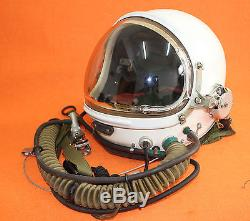 Flight Helmet Spacesuit Airtight Astronaut Fighter Pilot Helmet 1# 07771