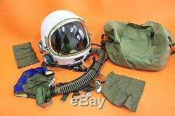 Flight Helmet Spacesuit Airtight Astronaut Fighter Pilot Helmet 1# 888