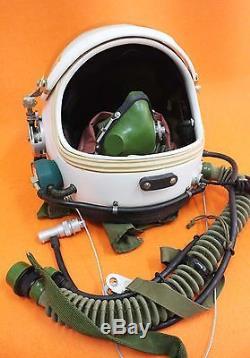 Flight Helmet Spacesuit Airtight Astronaut Fighter Pilot Helmet 1# XXL