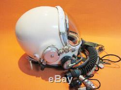 Flight Helmet Spacesuit High Altitude Astronaut Space Pilots Flight Suit 1# AA