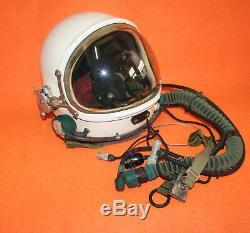 Flight Helmet Spacesuit High Altitude Astronaut Space Pilots Helmet Flight Suit