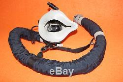 Flight Helmet Zsh-7apn Pilot Helme Air Force Su/35 Km-35m Oxygen Mask