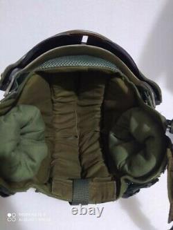 Flight Pilot Crew Army Bikers Custom Helmet