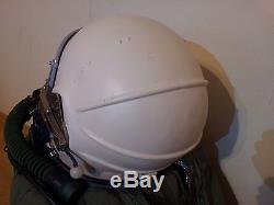 Flight pilot Helmet GSH-6 & pressure suit VKK-6 MIG-25 Soviet Russia Cold War