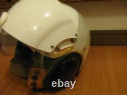 GENTEX DH 411 Pilot Flight Helmet US M size From Japan