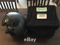 Gallet LH-350 Pilot Flight Helmet (medium)
