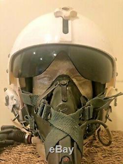 Gentex HGU 2A/P Flight Helmet Pilot Spookman