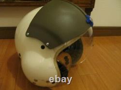 Gentex HGU-39 Flight Pilot Helmet Aviation US XL From Japan