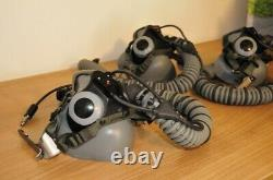 Gentex MBU-20 Oxygen Mask size Medium Narrow for pilot flight helmet