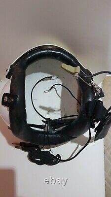 Gentex MEDIUM HGU-55/E HGU-33 Pilot Flight Helmet