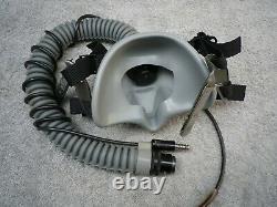 Gentex Pilot Flight Helmet MBU-12 oxygenmask size Short NEW