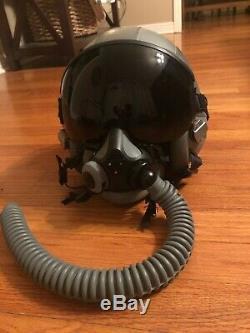 Gentex Pilot Flight Helmet Oxygen Mask MBU-20/P