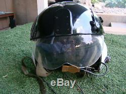 Gentex SPH-4B Helicopter Pilot Flight Helmet X-Large Good condition