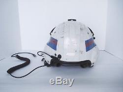 Gentex Vintage Aviation Aircraft Air Flight Pilot Helicopter FSCM 97427 Helmet