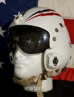 HGU-2 Pilot Flight Helmet Early 60s