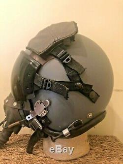 HGU 26 or 37 Flight Helmet Pilot KN J. M. DIETZ
