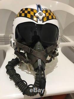 HGU-2A/P & MBU-5 USAF Pilot Helmet Flight Helmet