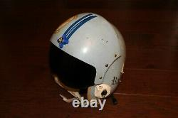 HGU-2A Pilot Flight Helmet 322nd FIS Kingsley Field, OR F-101B Voodoo'60s